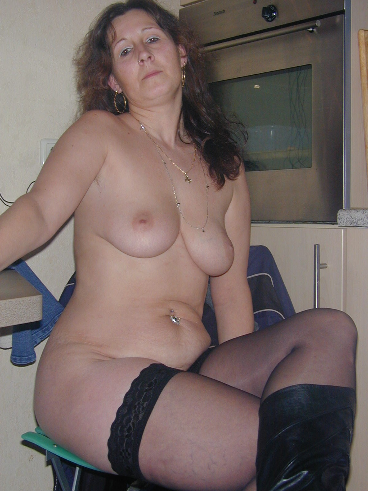 Naked wife sharing