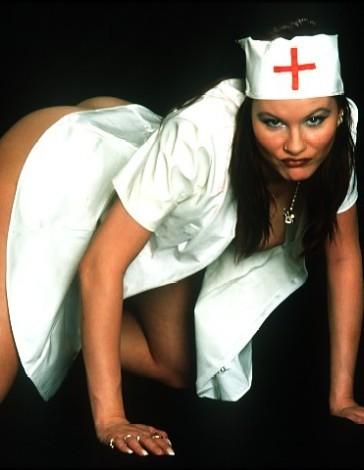 Telefonsex mit einer Krankenschwester